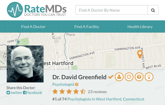 dr greenfield RateMDs